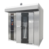 64 Trays Gas Rotary Rack Oven