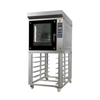 BD-10G 10 Trays Stainless Steel Gas Convection Oven For Bread Baking