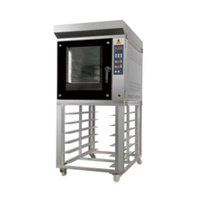 BD-8E 8 Trays Stainless Steel Electric Convection Oven For Bakery