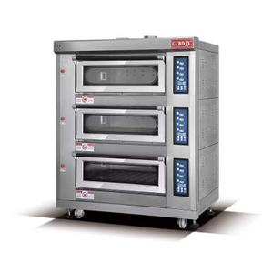 BDD-60F Electric 3 Deck Oven For Bakery