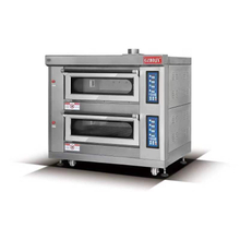 BDD-40F Electric 2 Deck Oven For Bakery