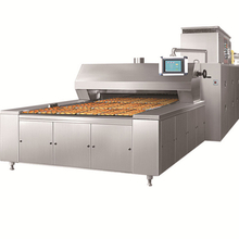 BDS-14Q Gas 2 Trays Tunnel Oven For Cake