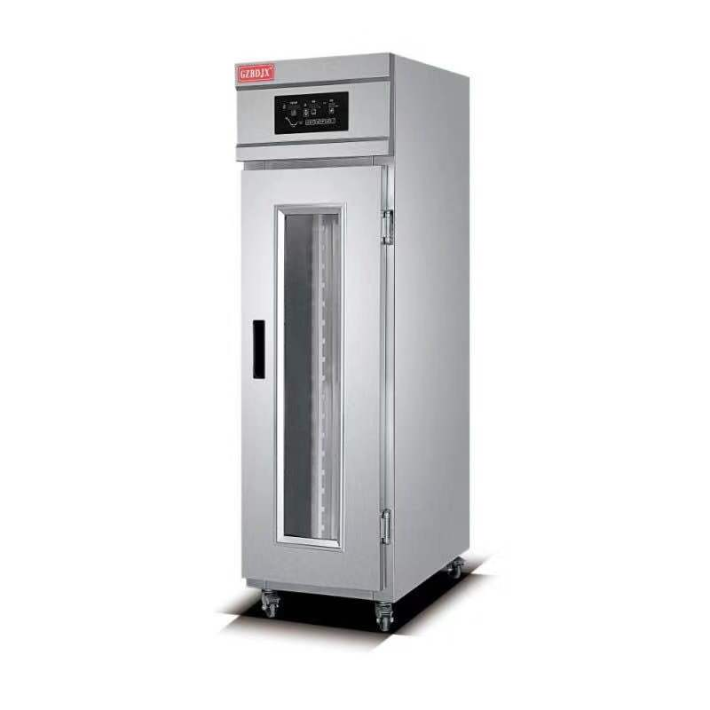 BDF-L18D 18 Trays Automatic Electric Refrigerating Dough Proofer