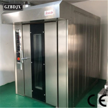 Gas Rotary Rack Oven For Toast